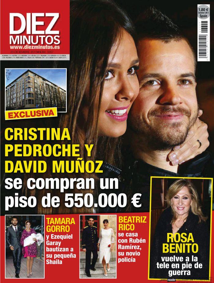 DIEZ MINUTOS portada 16 de Diciembre 2015