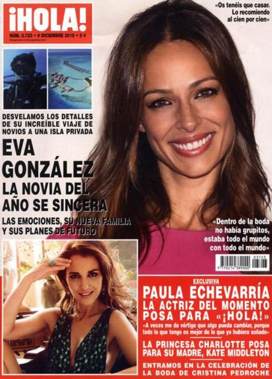 HOLA portada 2 de Diciembre 2015