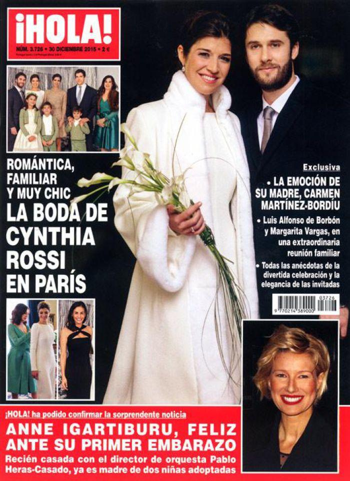 HOLA portada 23 de Diciembre 2015