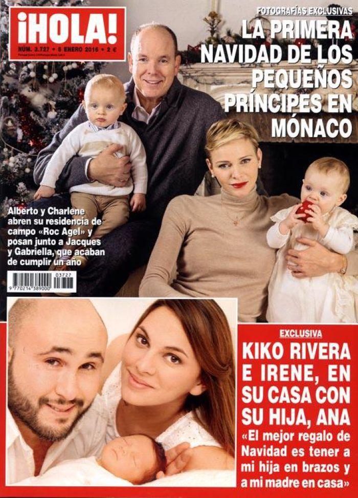 HOLA portada 12 de Diciembre 2015