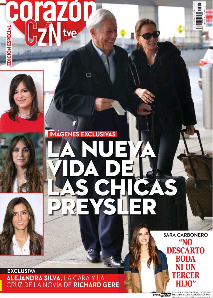 HOY CORAZON portada 13 de Diciembre 2015