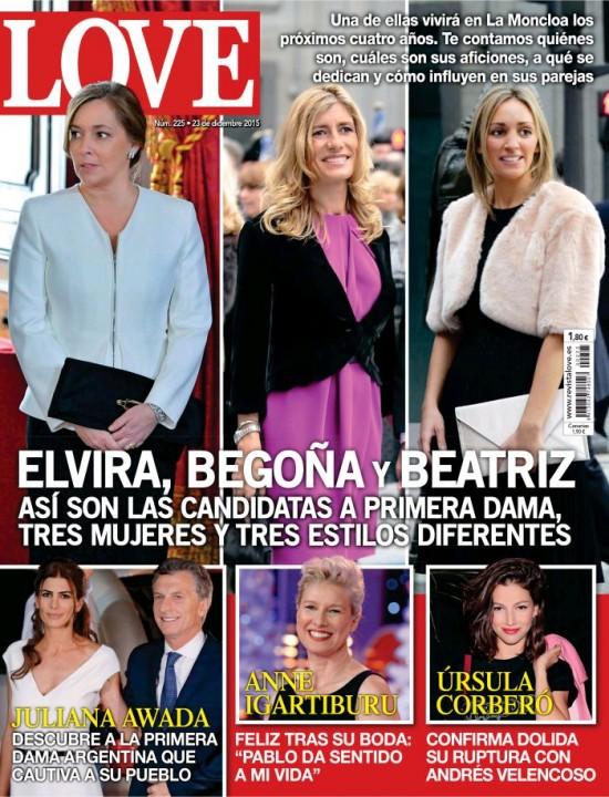 LOVE portada 16 de Diciembre 2015