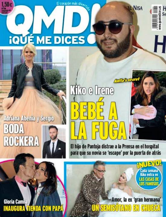 QUE ME DICES portada 23 de Diciembre 2015