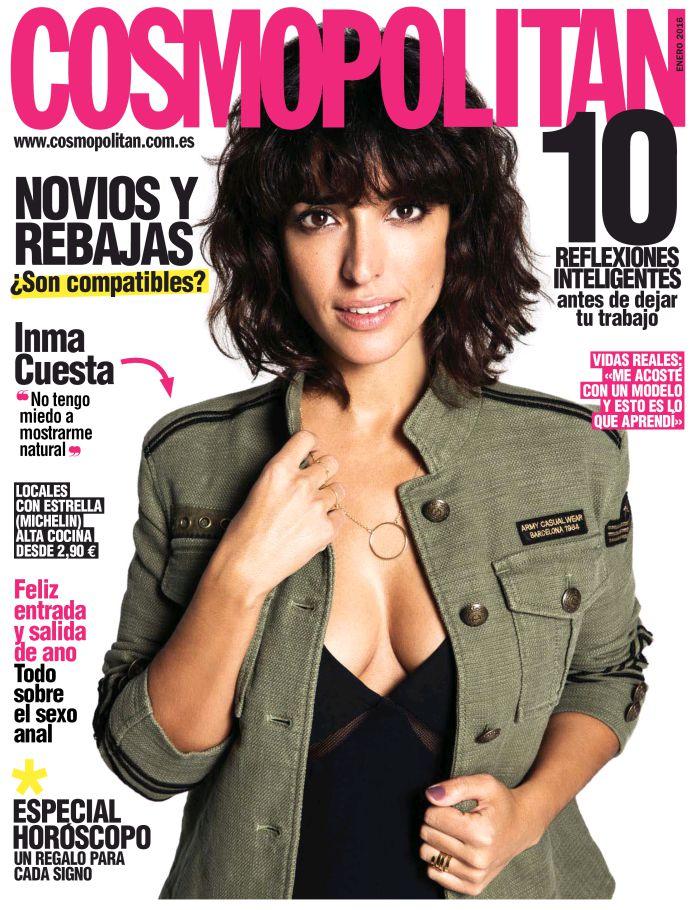 COSMOPOLITAN portada Enero de 2016