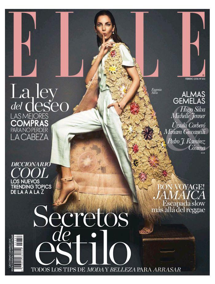 ELLE portada Febrero 2016