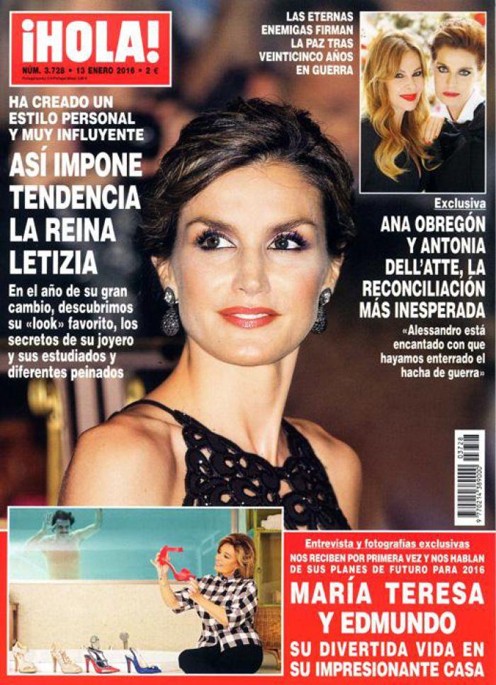 HOLA portada 6 de Enero 2016
