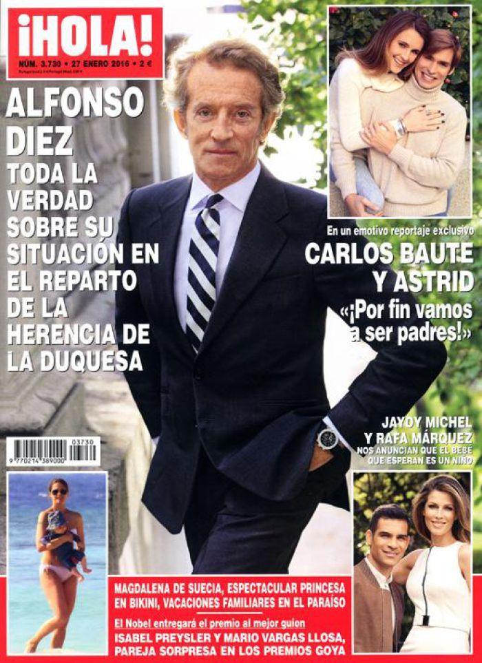 HOLA portada 20 de Enero 2016