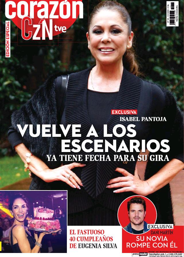 HOY CORAZON portada 31 de Enero 2016