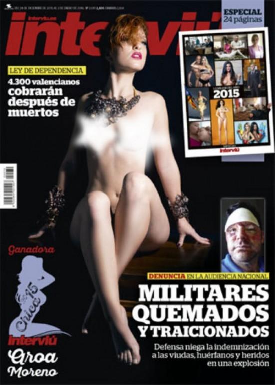 INTERVIU portada 28 de Diciembre 2015