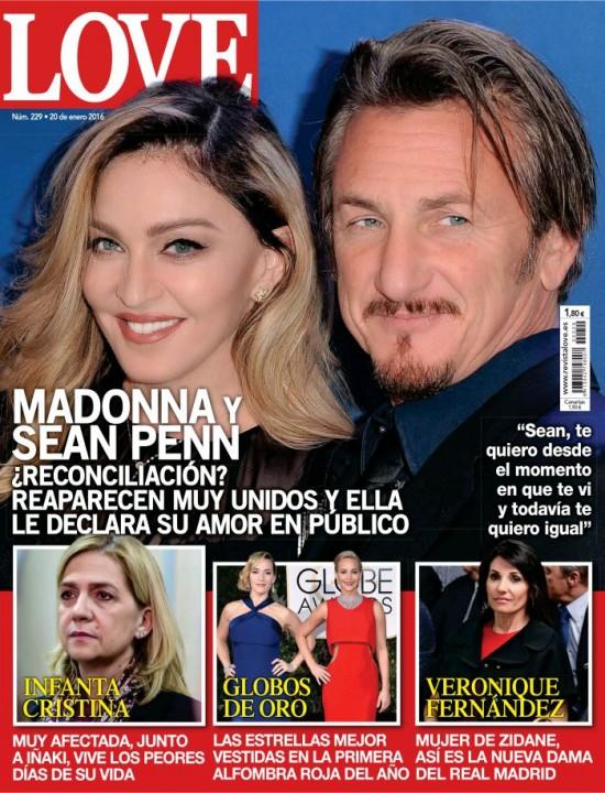 LOVE portada 13 de Enero 2016