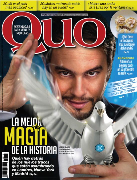 QUO portada Febrero 2016