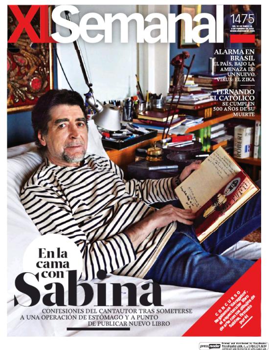 XL SEMANAL portada 31 de Enero 2016
