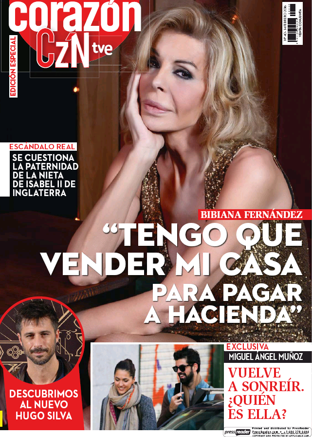 HOY CORAZON portada 14 de Febrero 2016