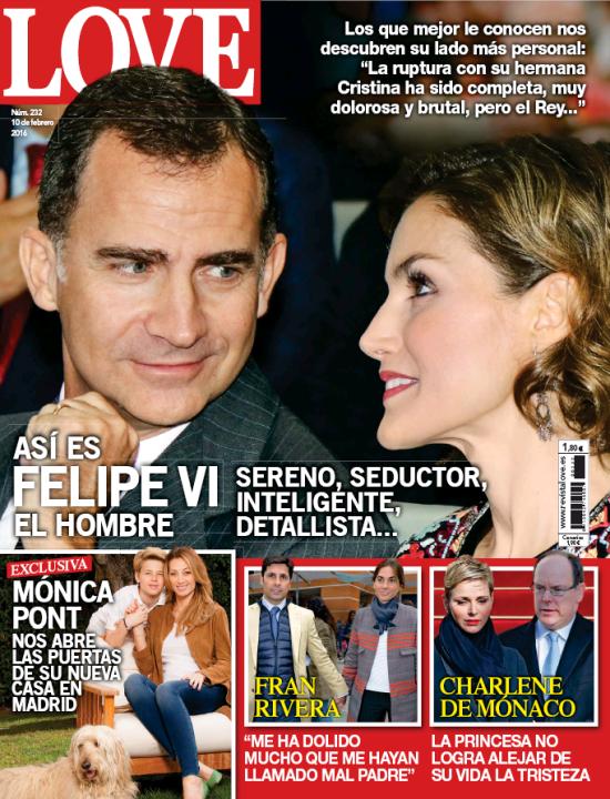 LOVE portada 3 de Febrero 2016