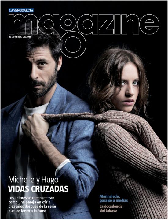 MEGAZINE portada 22 de Febrero 2016