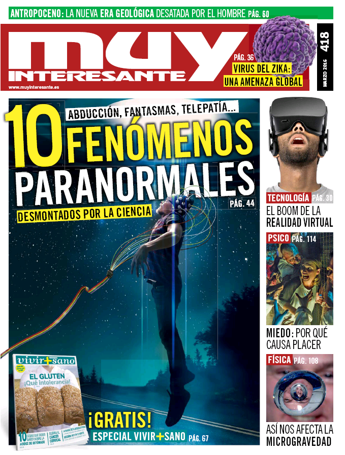 MUY INTERESANTE portada Marzo 2016
