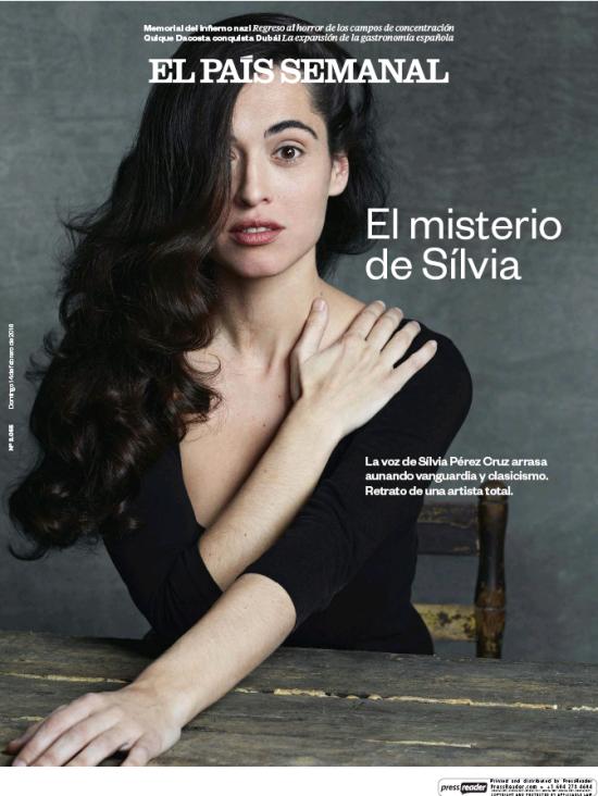 PAIS SEMANAL portada 14 de Febrero 2016