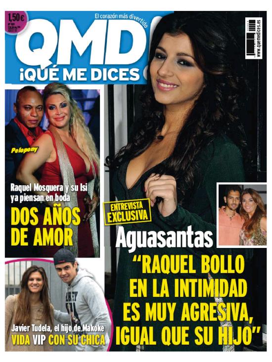 QUE ME DICES portada 22 de Febrero 2016