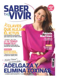 SABER VIVIR portada Febrero 2016