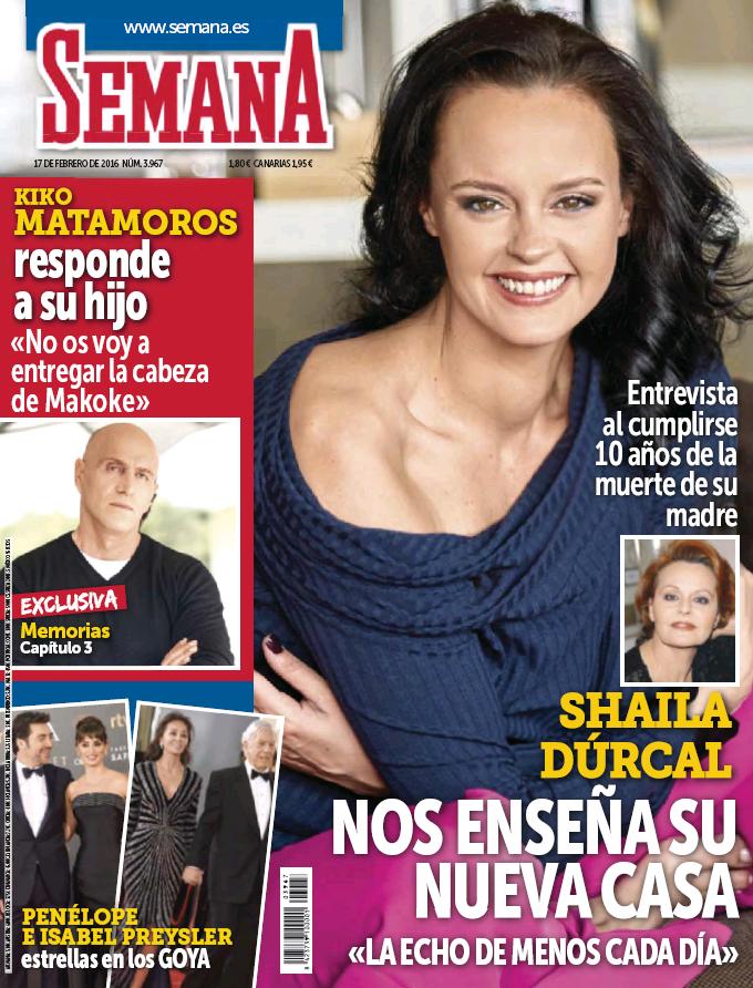 SEMANA portada 10 de Febrero 2016