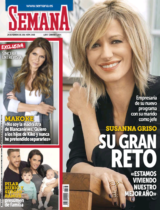 SEMANA portada 17 de Febrero 2016