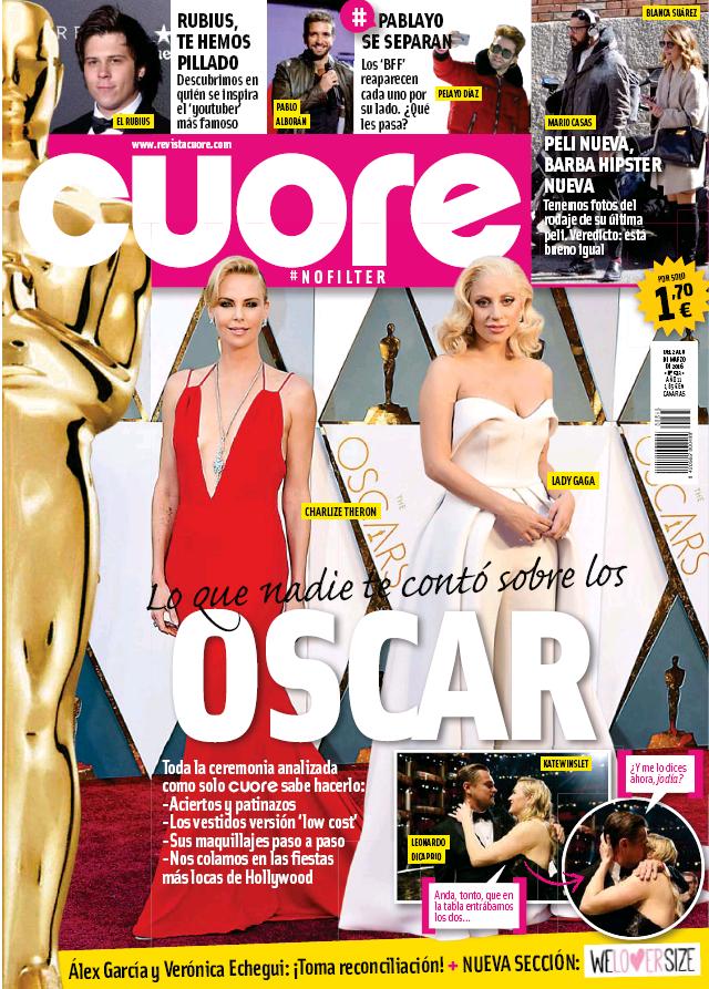 CUORE portada 2 de Marzo 2016