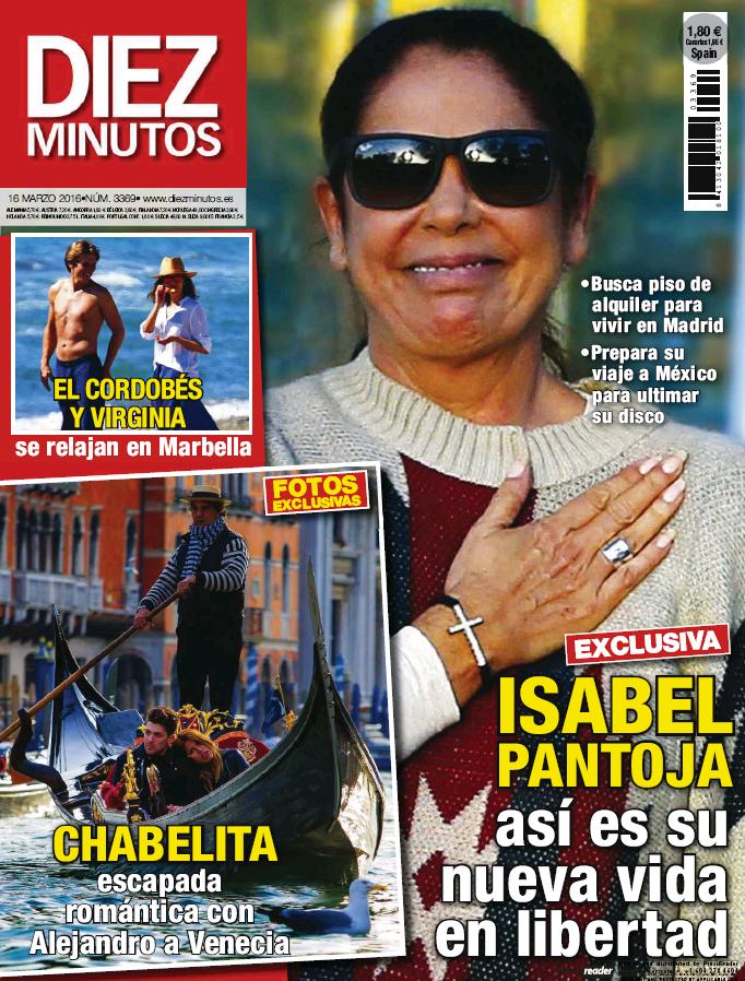 DIEZ MINUTOS portada 9 de Marzo 2016