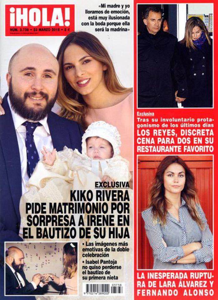 HOLA portada 16 de Marzo 2016
