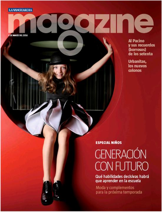 MEGAZINE portada 6 de Marzo 2016