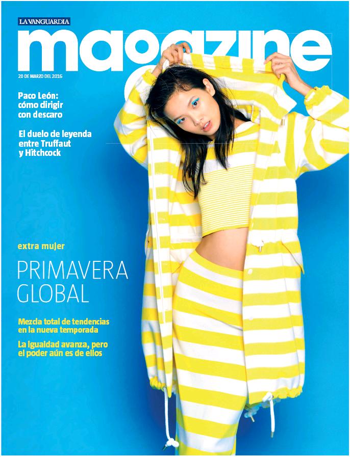 MEGAZINE portada 20 de Marzo 2016