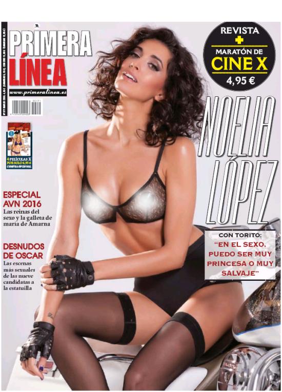PRIMERA LINEA portada Marzo 2016