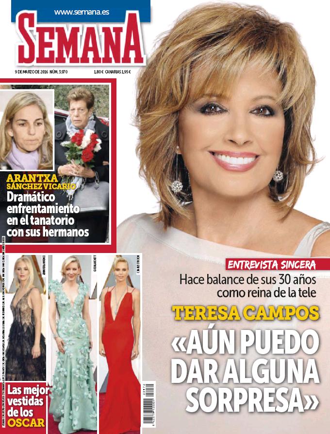 SEMANA portada 2 de Marzo 2016