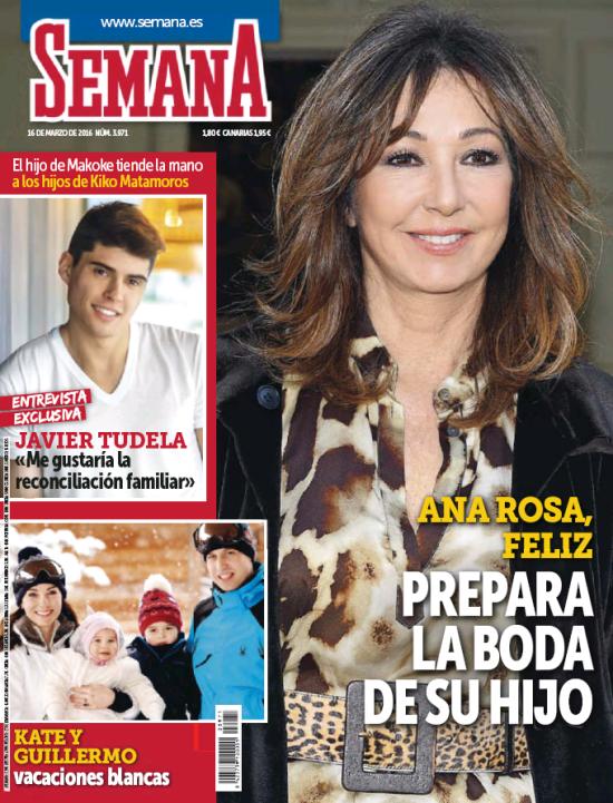 SEMANA portada 9 de Marzo 2016