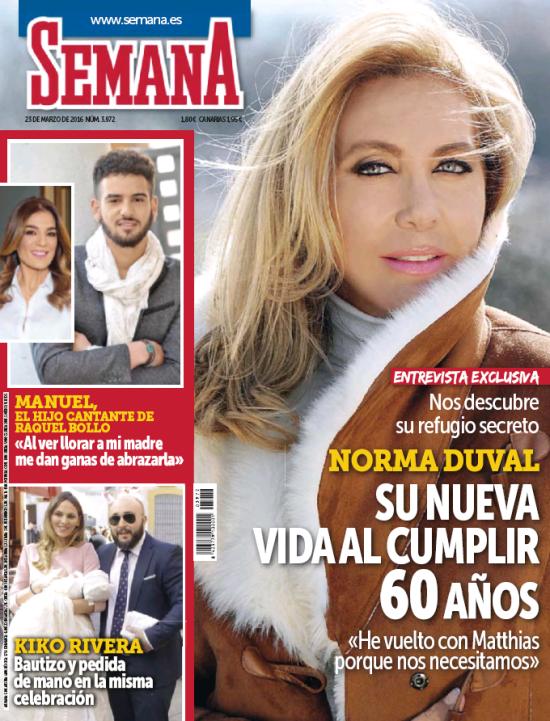 SEMANA portada 16 de Marzo 2016