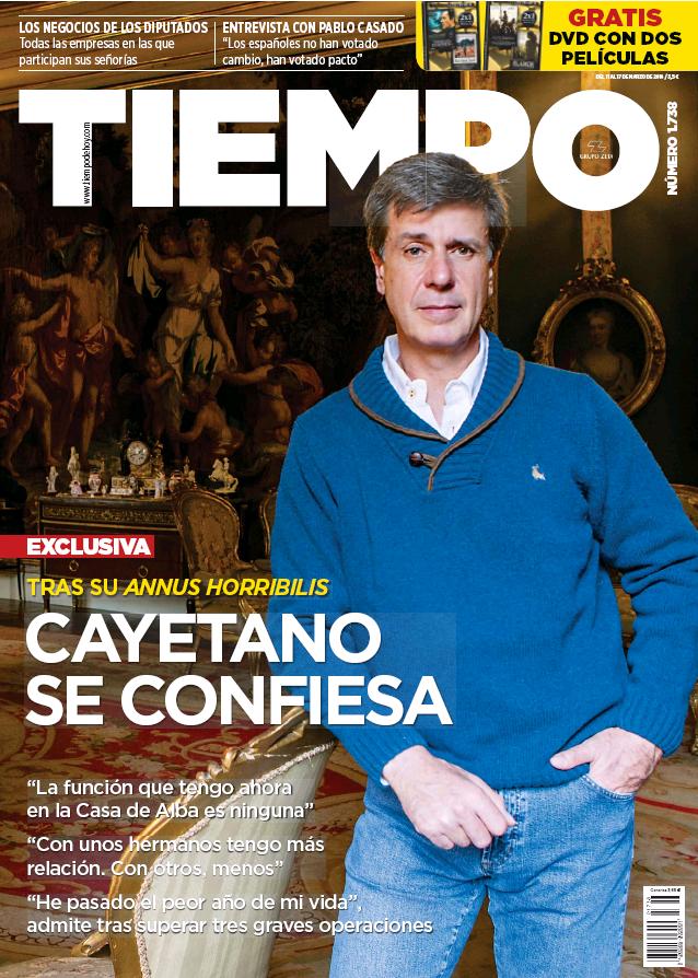 TIEMPO portada 13 de Marzo 2016
