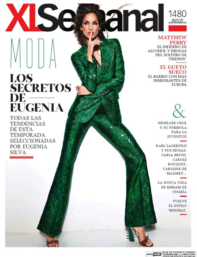 XL SEMANAL portada 6 de Marzo 2016