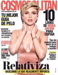 COSMPOLITAN portada Mayo 2016