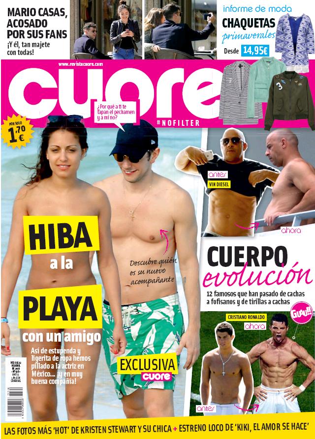 CUORE portada 6 de Abril 2016