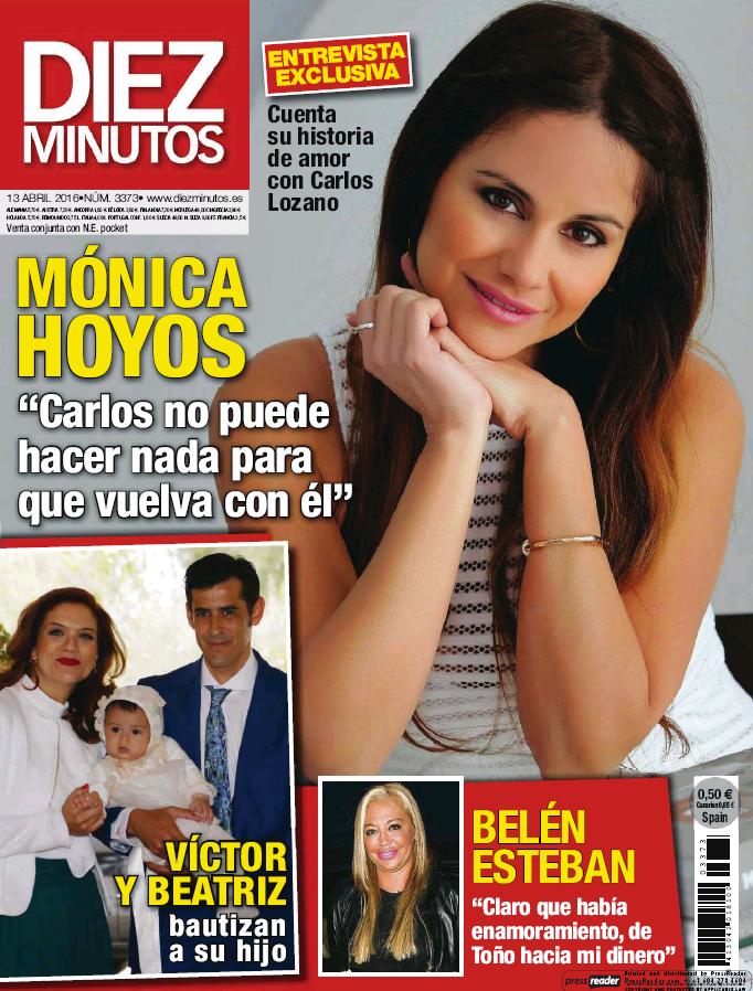 DIEZ MINUTOS portada 6 de Abril 2016