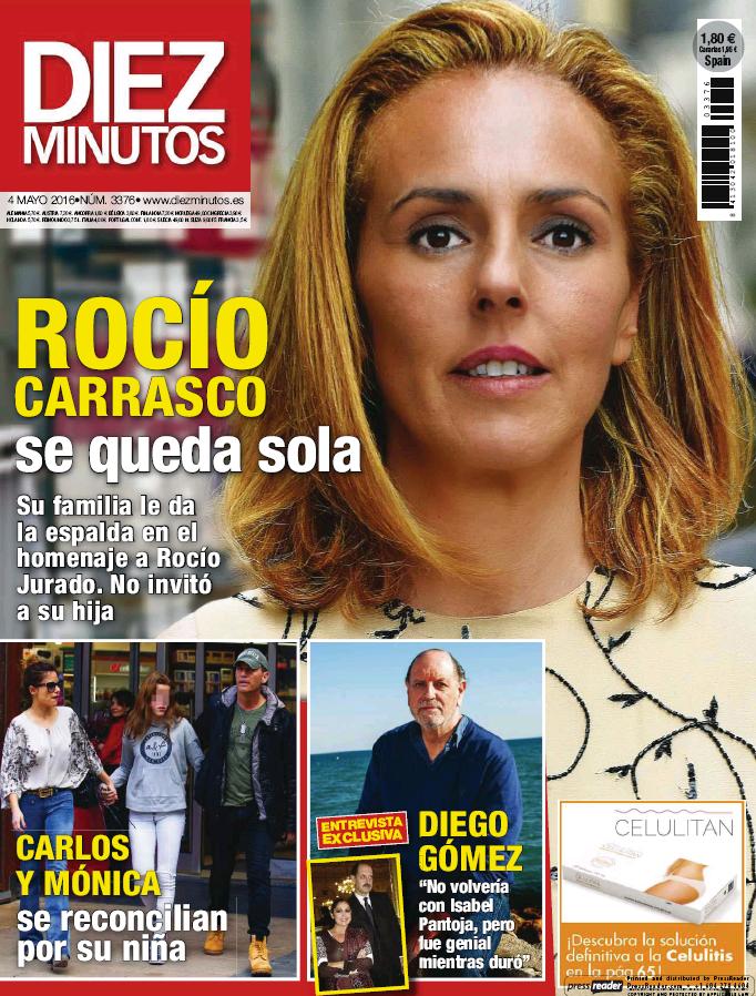 DIEZ MINUTOS portada 27 de Abril 2016