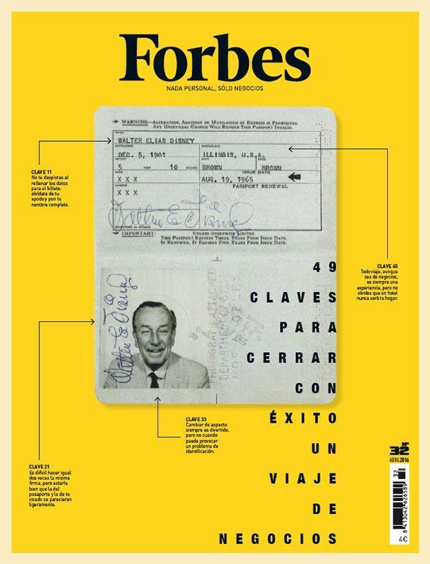 FORBES portada Mayo 2016