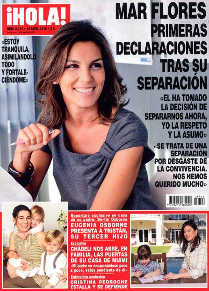 HOLA portada 6 de Abril 2016