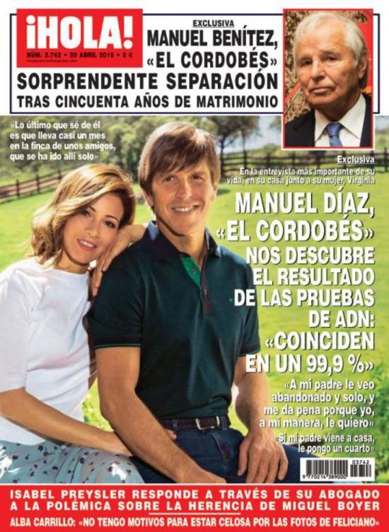 HOLA portada 13 de Abril 2016