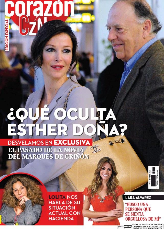 HOY CORAZON portada 19 de Abril 2016