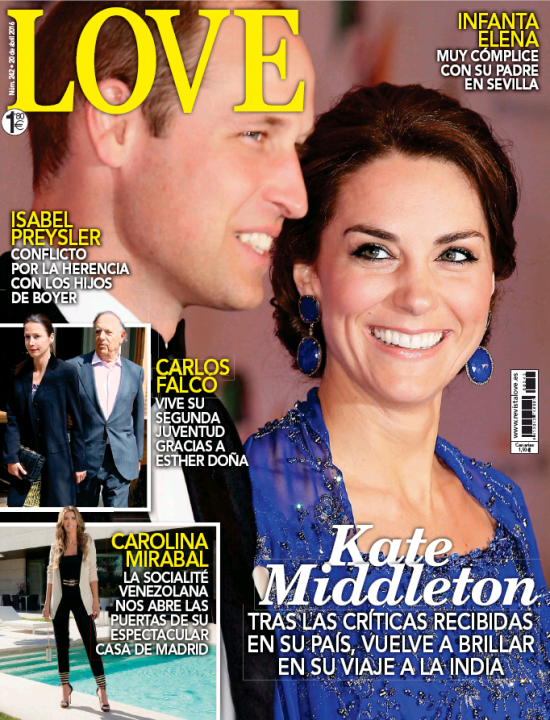 LOVE portada 13 de Abril 2016
