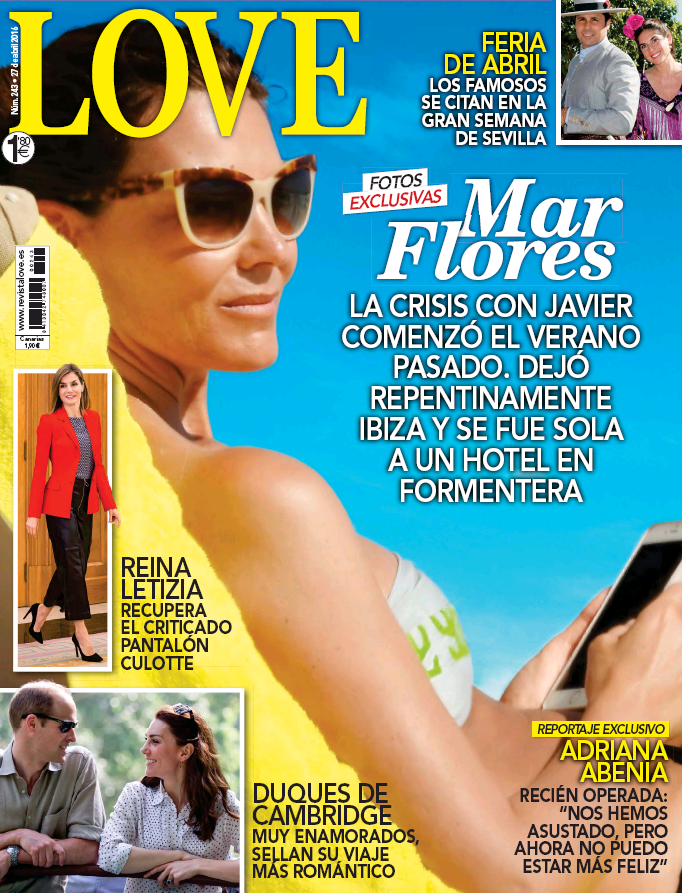 LOVE portada 20 de Abril 2016