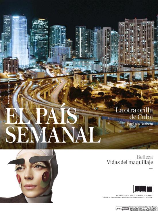 PAIS SEMANAL portada 10 de Abril 2016