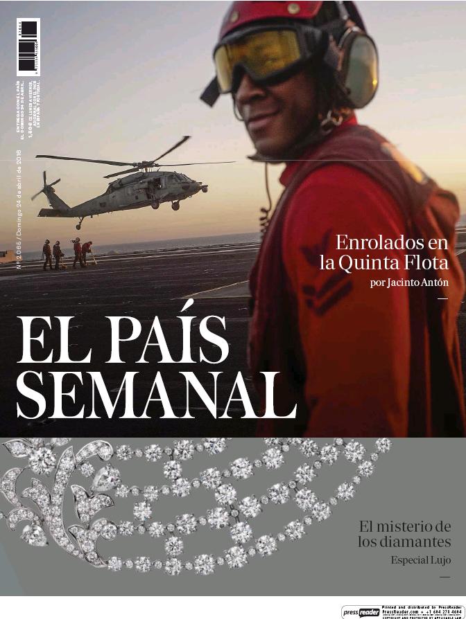 PAIS SEMANAL portada 24 de abril 2016