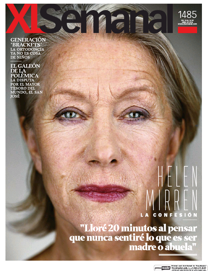 XL SEMANAL portada 10 de Abril 2016