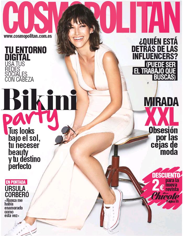 COSMOPOLITAN portada Junio 2016